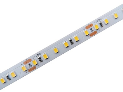 LED pásek ULTRA BRIGHT 24W/m, PROFI, 24V, IP20, 120LED/m, SMD2835